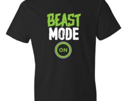 Beast Mode On Shirt