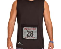 X Racewear Men's Sleeveless Run Shirt