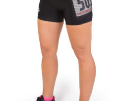 X Racewear Women's 3″ Inseam Compression Shorts