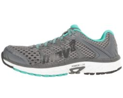 RoadClaw 275 Womens Dark grey white teal profile