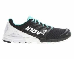 Trailtalon 250 womens black teal grey profile